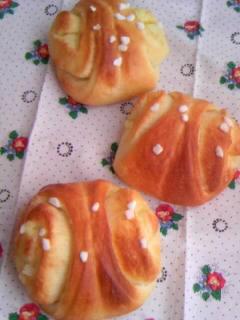 メープルパン シナモンロール風 三個