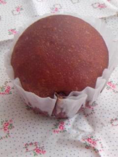オリジナル ココアチョコチップ入り丸パン