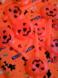 幼稚園弁当 ハロウィン 二回目 かぼちゃのピック