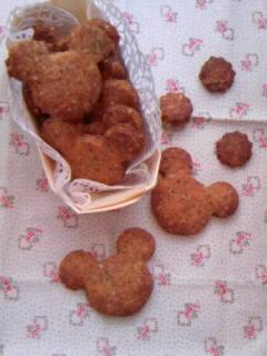 クック 黒ゴマきなこクッキー 全体