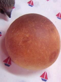 白神こだま酵母 シンプルまん丸パン 蜂蜜ミルクパン