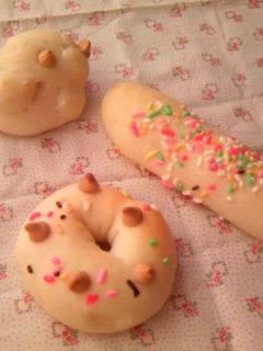 オリジナル リッチ生地 真っ白コッペパン 子供たちのパン