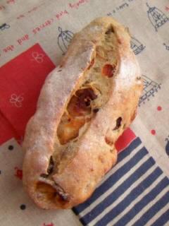 オリジナル フルーツ&クリームチーズパン  クッペ形 クープ一本