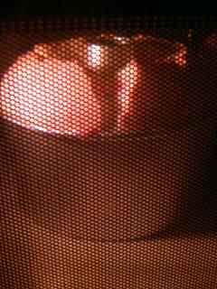 クック 完璧シフォンケーキ チョコスプレー入り 14普通オーブン内で。。