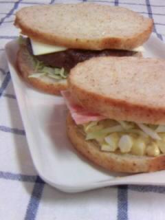 オリジナル トヨ型 胚芽 250g サンドイッチ アップ