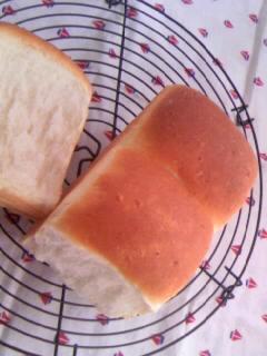 クック 絹どけ食パン 全体 2