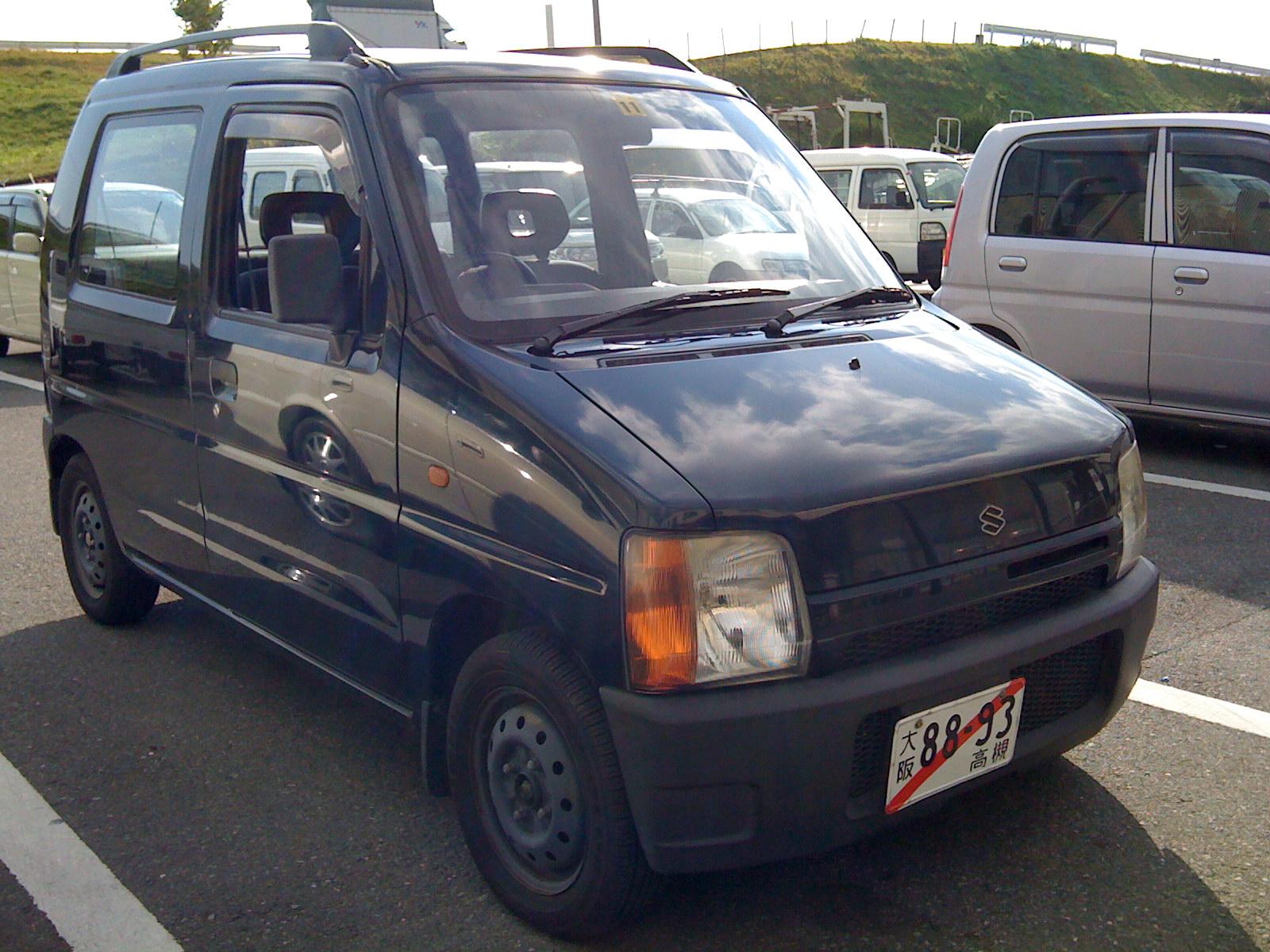ワゴンR 初期型