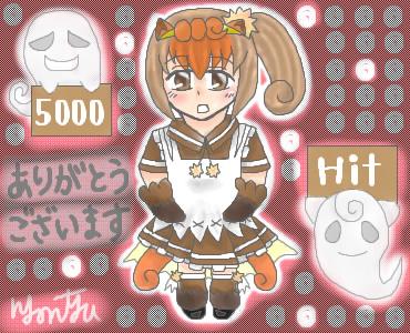 5000HIT絵