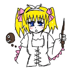 キリンリキ♀