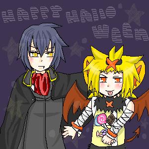Happy HalloWeenだゼ☆