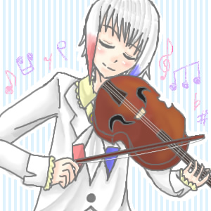 「奏でましょう、貴方のために」