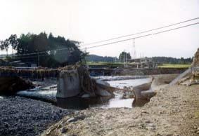 余笹川水害2