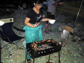 晩夏の宴1