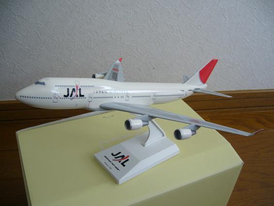 ボーイング747-400JAL1