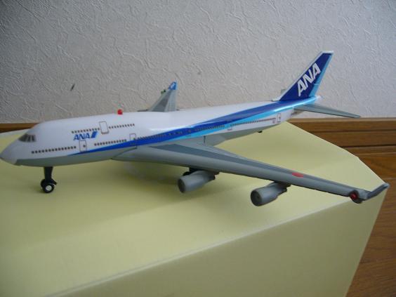 ボーイング747ANA1