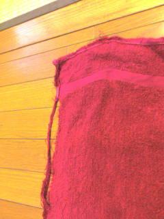 赤タオル1