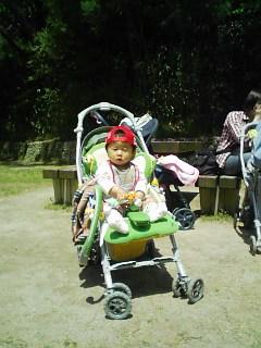 小戸公園にて