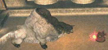 雄羊vs赤スライム
