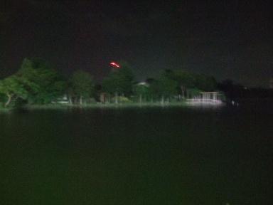 家の近くの池