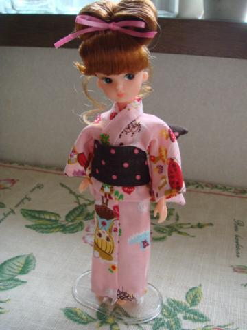 licca kimono