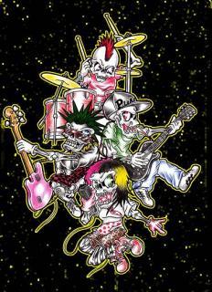 Skull Band