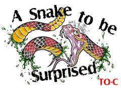 penetrate snake