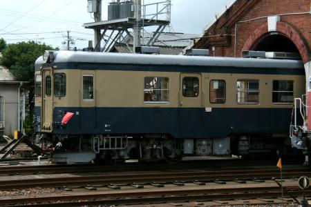 キハ52 旧国鉄色
