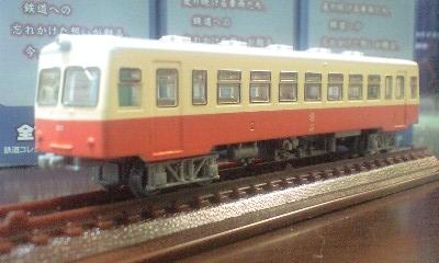 鹿島鉄道キハ431