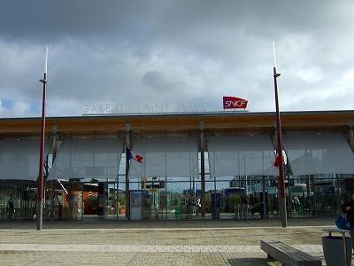サン・マロ駅