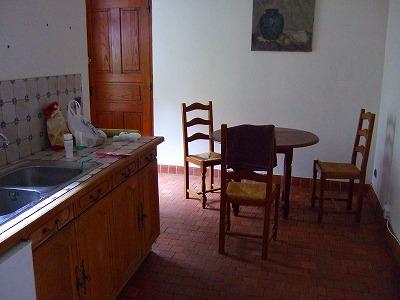 最初のアパート
