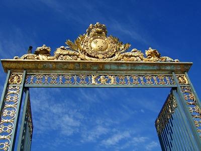ヴェルサイユの門