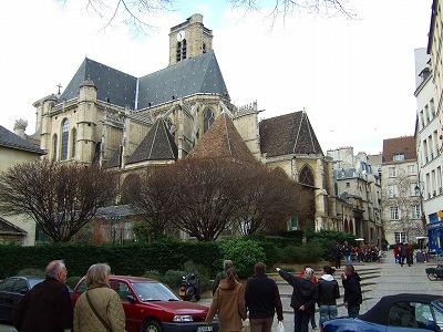 サン・ジェルヴェ・サン・プロテ教会