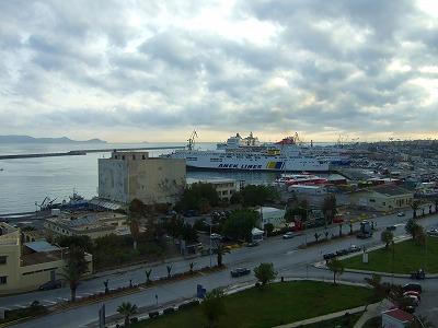 クレタ島 港
