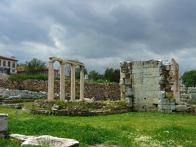 アドリアヌスの図書館