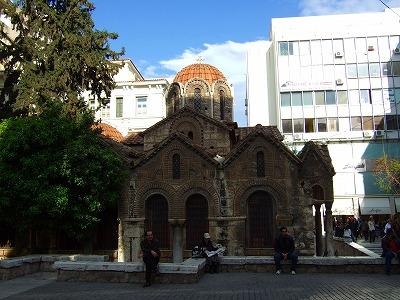 アギオス・エレフテリオス教会