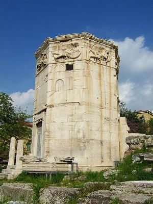 風の神の塔