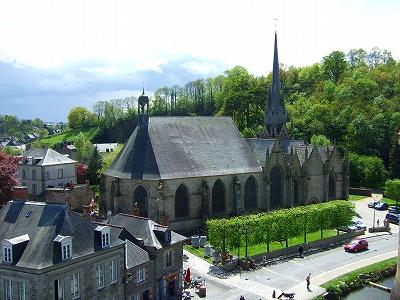 l'église St Sulpice