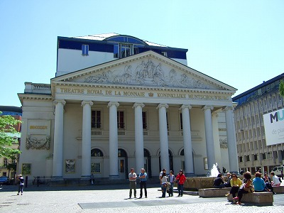 王立モネ劇場