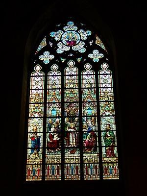 救世主大聖堂ステンドグラス