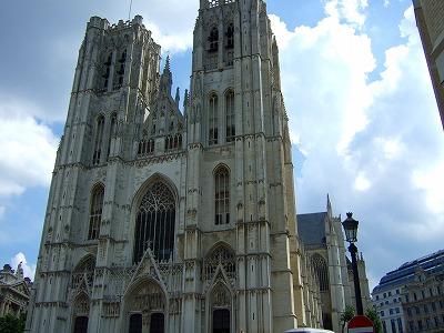 聖ミッシェル・エ・ギュデュル大聖堂