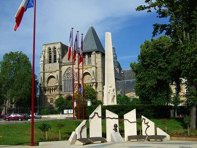 ル・マンの教会