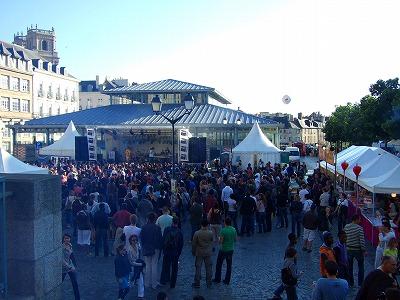 リス広場のイベント