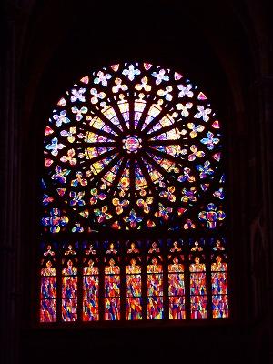 サン・ヴァンサン大聖堂内部