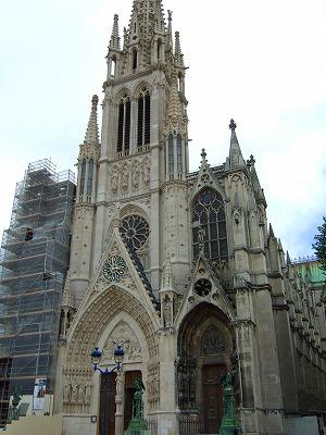 サン・テプヴル教会