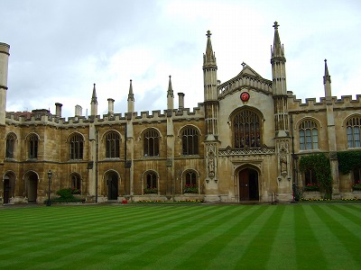 ケンブリッジのカレッジ