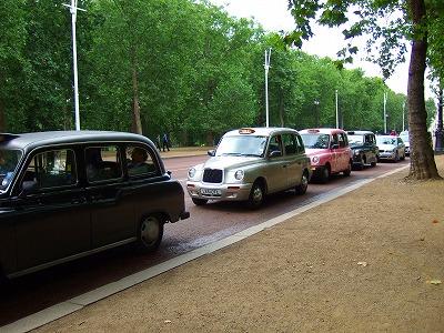 ロンドン・タクシー