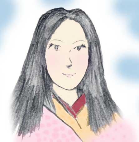 愛姫イラスト