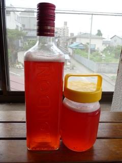 いちご酵素ジュース