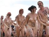 ヌードマラソン 3