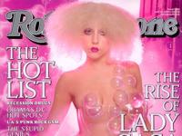 Lady GaGa(レディー・ガガ)が『Rolling Stone』誌でヌードを披露!?